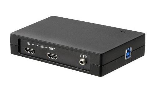 SKNET USB3.0接続 HDMIビデオキャプチャーユニット MonsterX U3.0R SK-MVXU3R